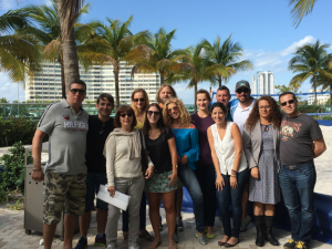 Miami Encontrarás estudiantes de todo el mundo