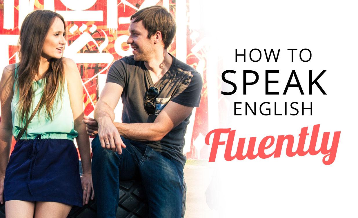Learning phrases to speak English fluently