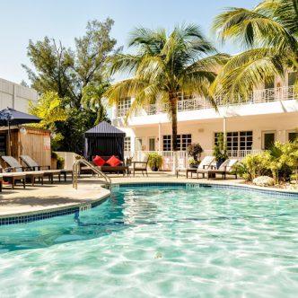 Los mejores hoteles baratos en Miami