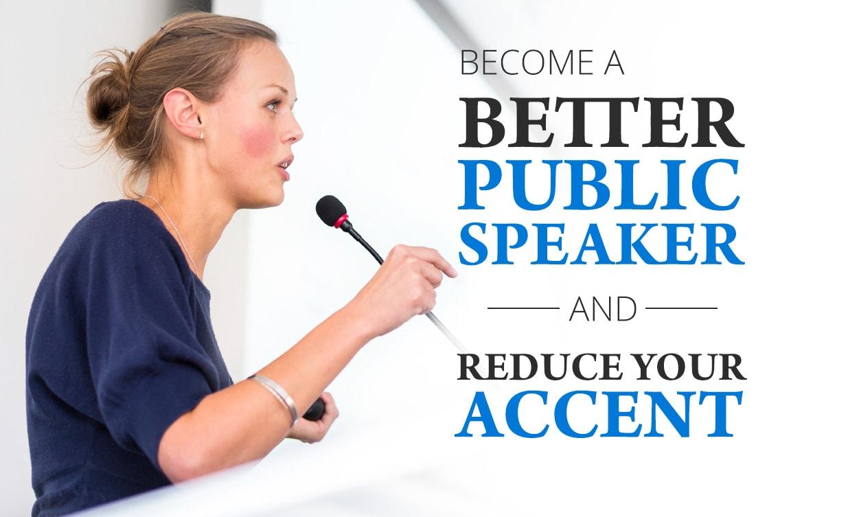 Become a better public speaker