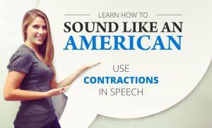Contractions in Speech