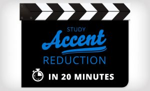American Accent Reduction Training