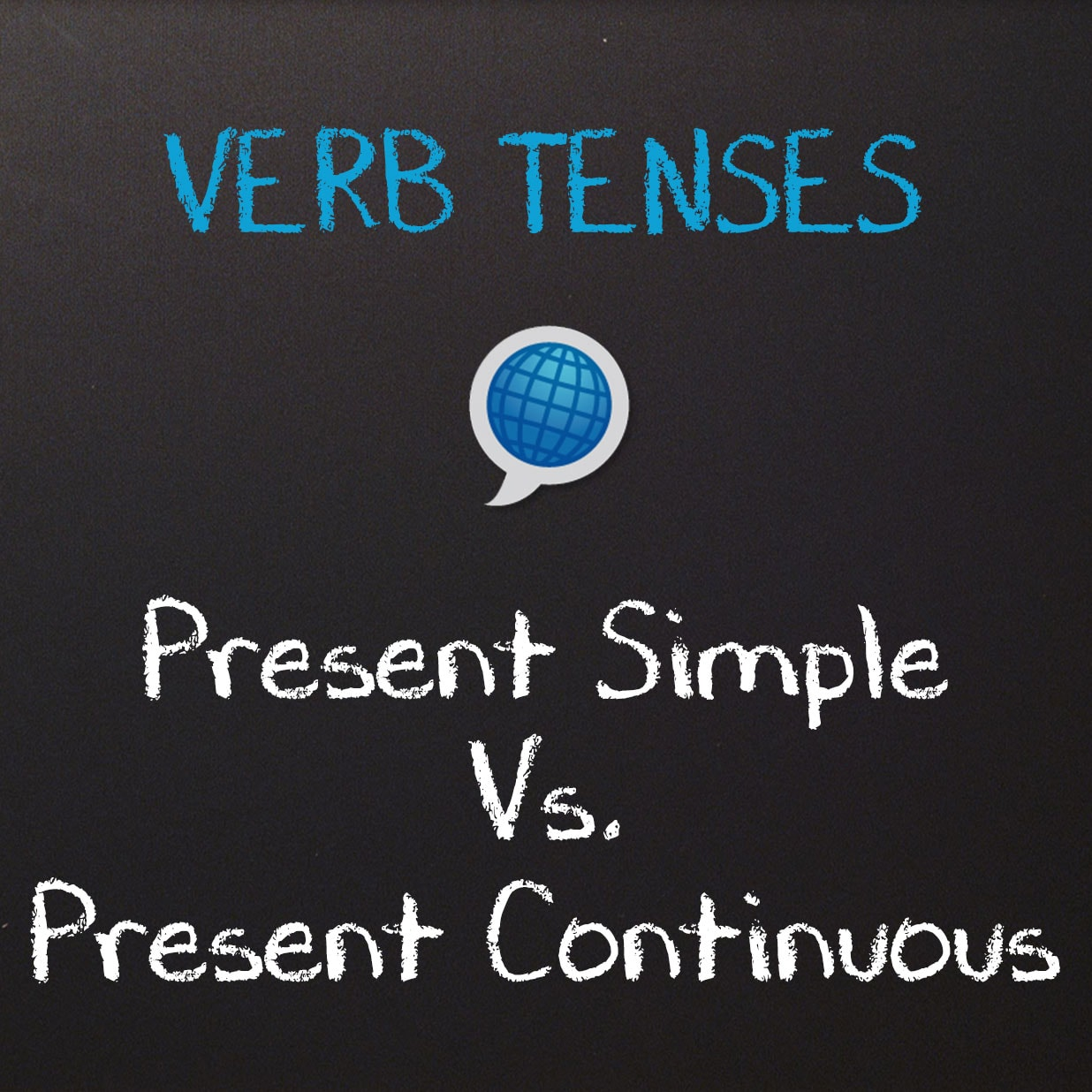 Present Simple vs Present Continuous