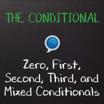 The Conditional Tense in English