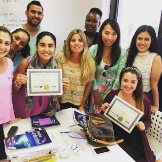Students with F1 Visa Language On Schools Miami