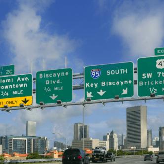 Opciones de transporte para estudiantes en Miami