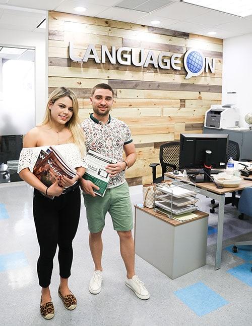 Escuela de Inglés en Miami - Cursos