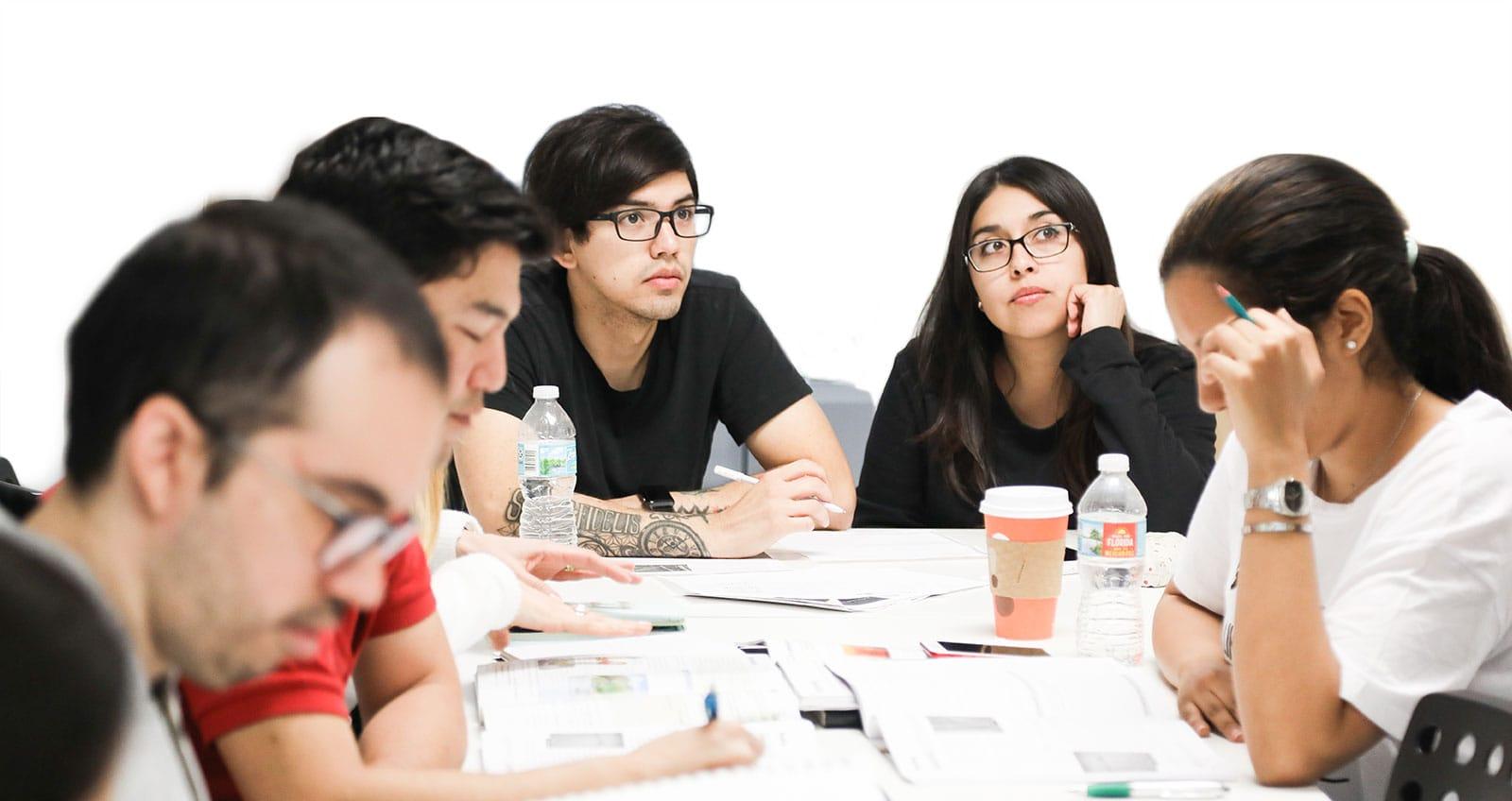 Private & Corporate Classes Students