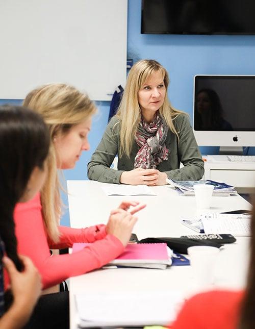 Why us- Language On Schools