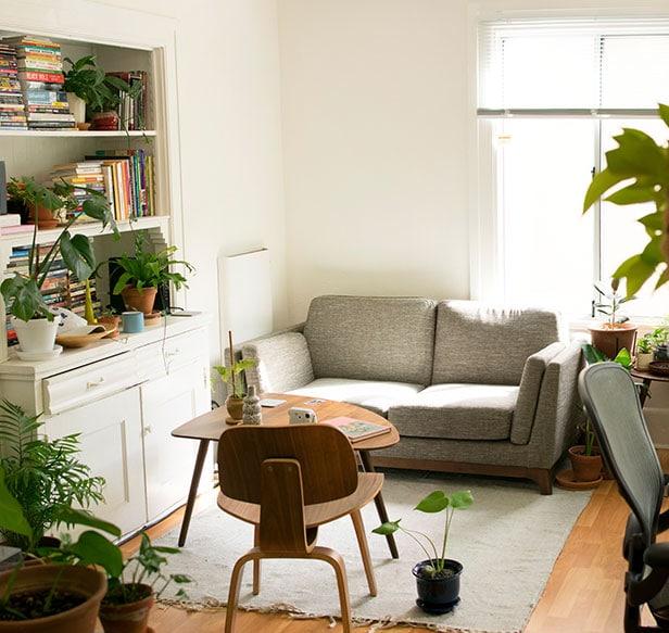 Homestay Living Room