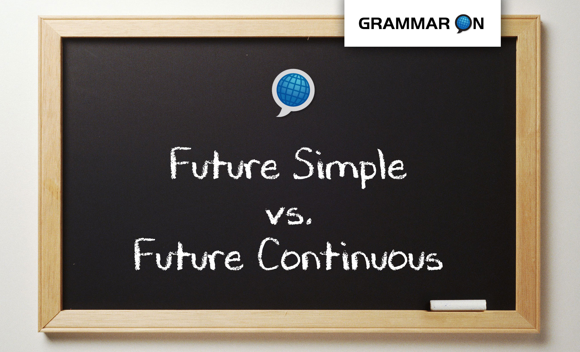 Simple Future vs Future Continuous