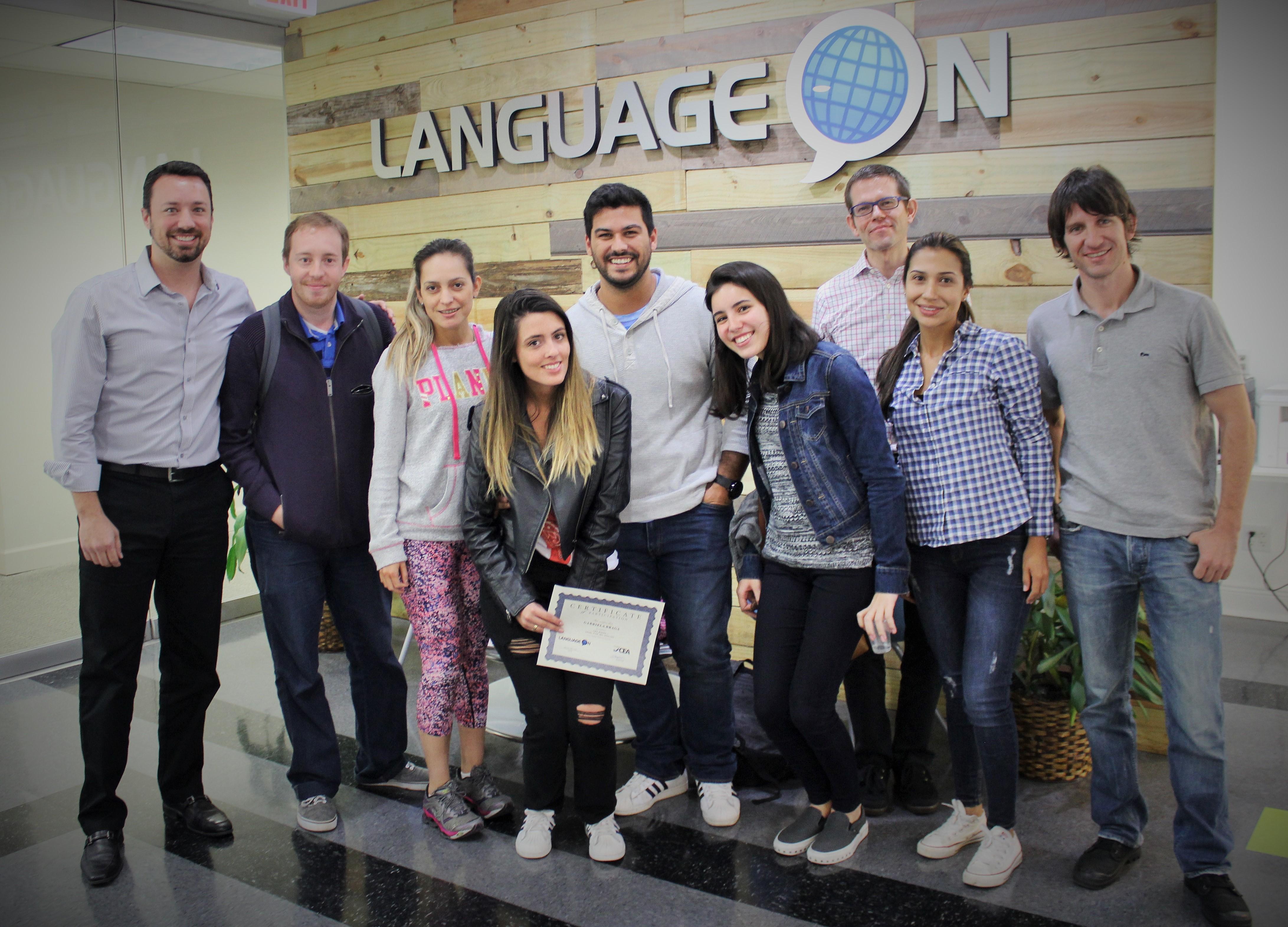 Clases de inglés en Brickell, Miami