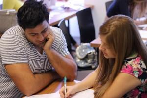 gente de todo el mundo viene a estudiar Inglés u otros idiomas a Miami