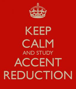 study accent reduction in Miami